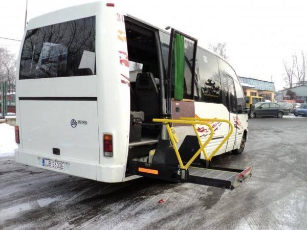 bus dla inwalidów